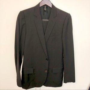 Dior Homme Grey Striped Suit. Hedi Slimane.S/S '04